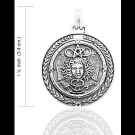 Medusa Pentagram Pendant - Worldwide Exclusive to HEX
