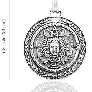 Hex Medusa Pentagram Pendant - Worldwide Exclusive to HEX