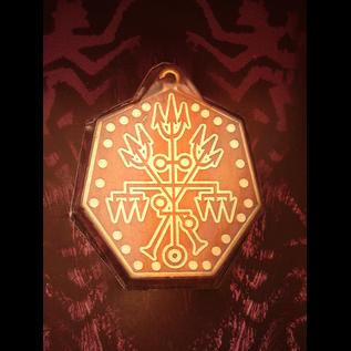 Healing Voodoo Charm Pendant