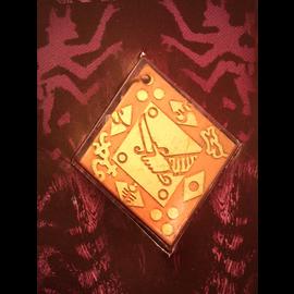 Good Fortune Voodoo Charm Pendant