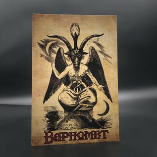 Baphomet Postcard