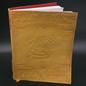 Large Dragon Journal in Yellow