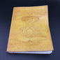 Large Mjolnir Journal in Yellow