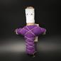 Old New Orleans Voodoo Doll in Purple