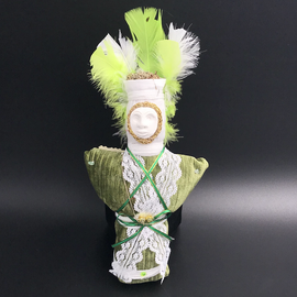Onzoncaire New Orleans Voodoo Doll