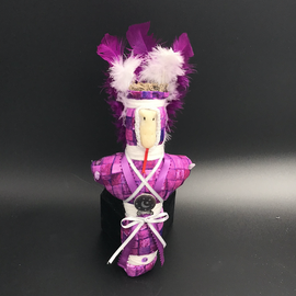 Creole Witchery Simbi New Orleans Voodoo Doll