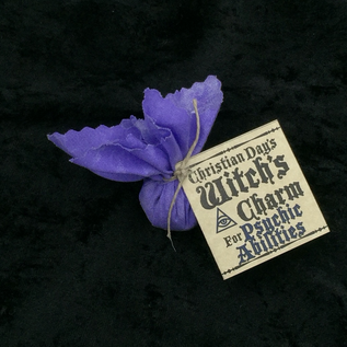 Witch's Charm for Psychic Ability
