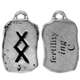 Ing Rune Pendant - Fertility