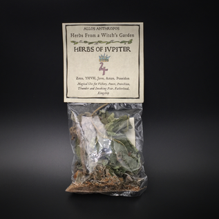 Herbs of Jupiter - Herbs from a Witch's Garden