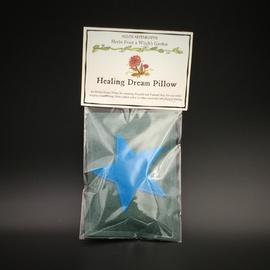 Healing Dream Pillow - Herbs from a Witch's Garden
