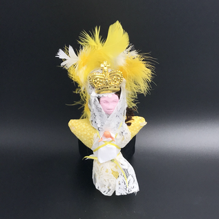 Creole Witchery Our Lady of Prompt Succor New Orleans Voodoo Doll