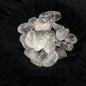 Hex Tumbled Clear Quartz Crystal
