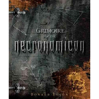 Llewellyn Worldwide Grimoire of the Necronomicon