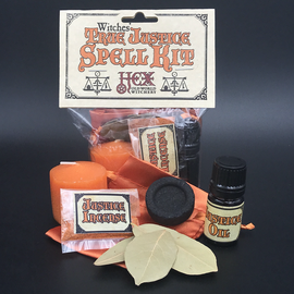 Salem Witches' True Justice Spell Kit