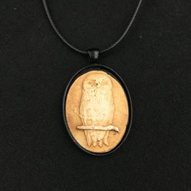 Mystic Owl Necklace
