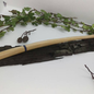 Hex Grande Willow Wood Wand With Lapis Inlay`