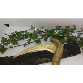 Bronze Sickle Blade With a Oak Handle