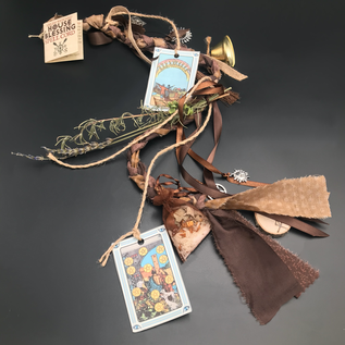 Salem Witches' House Blessing Spell Cord