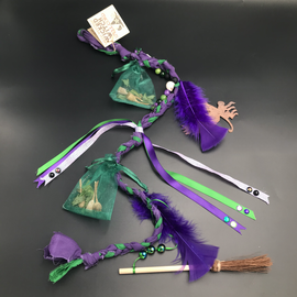 Hex Salem Witches' Wicked Witch Spell Cord