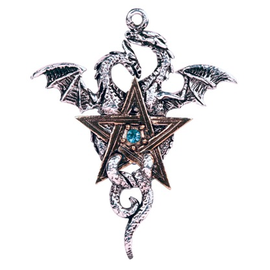 Dragonstar Pendant: Balance & Stability