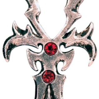 Hex Imps Cross Pendant: Losing Inhibitions & Personal Restrictions