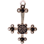 Cross of Dark Light Pendant: Illumination