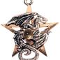 Hex Dracogram Pendant: Premonitions