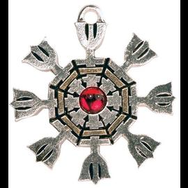 Eagershelm Pendant: Protection & Achievement