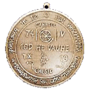 Hex Talisman for Success in Work and Trade