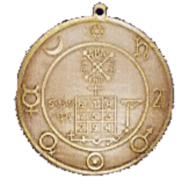 Talisman for Magickal Figure of Happiness
