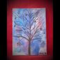 Hex Pentacle Tree by Connie Kelleher