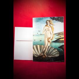 Hex Greeting Card - Venus