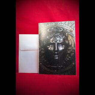 Greeting Card - Medusa