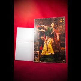 Greeting Card - Morgan Le Fay