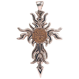 Starlinks Zagan Cross Pendant: Transformation