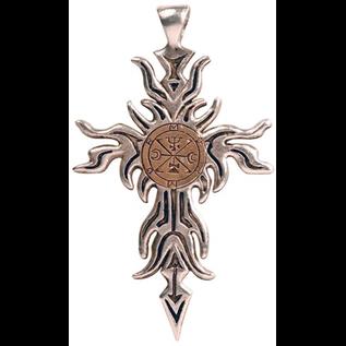 Zagan Cross Pendant: Transformation