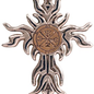 Hex Zagan Cross Pendant: Transformation