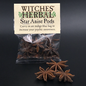 Star Anise Pods Bagged