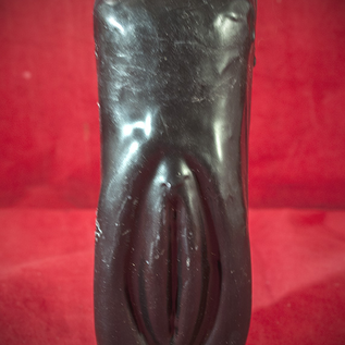 Hex Black Vagina Candle