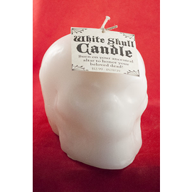 Original Products Skull Candle White