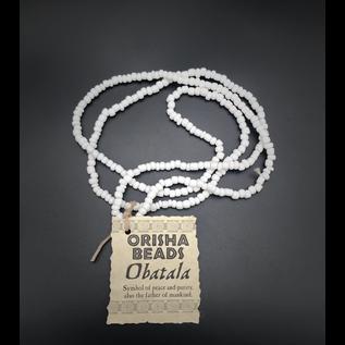 Obatala Orisha Beads