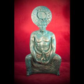 Satyr Herne Statue