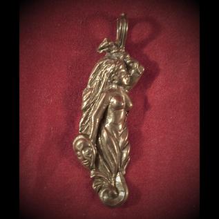 Yemaya in Bronze