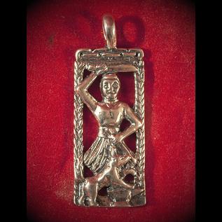 Ogun  in Silver