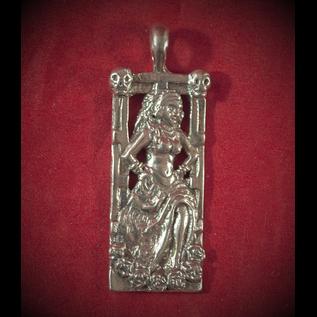 Pomba Gira in Silver