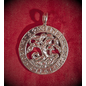 World Tree with the Futhark in Silver