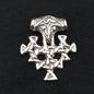 Thor's Hammer Hiddenssee in Silver
