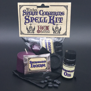 Salem Witches' Spirit Conjuring Spell Kit