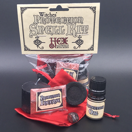 Hex Spell Kits Salem Witches' Protection Spell Kit