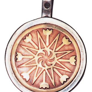Hex Fortune Talisman for Good Fortune